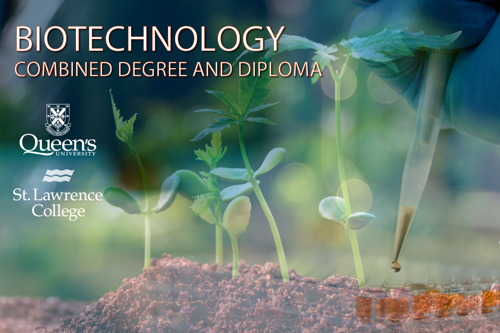 Biotechnology SSP - Queen's Biology Department