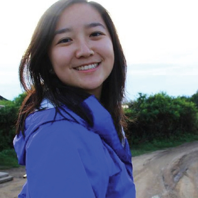 Sharon Zhang, Veterinary Student