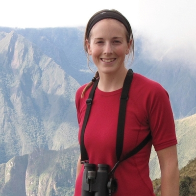 Katie Langin, Research Ecologist & Freelance Writer